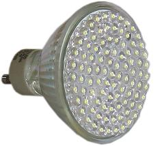 Dicroica LED GU10 60mm 4W